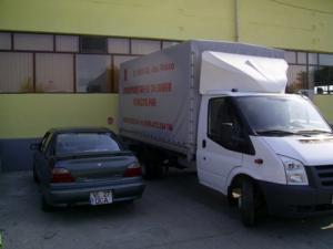 Transport marfa inter extern