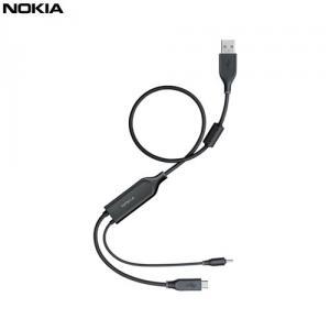 Cablu de date si incarcare Nokia CA-126  microUSB