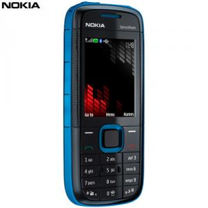 Telefon mobil Nokia 5130 XpressMusic Blue