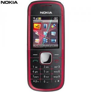 Telefon mobil Nokia 5030 XpressRadio Red