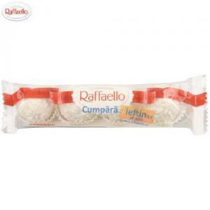 Bomboane cu nuca de cocos Raffaello 40 gr