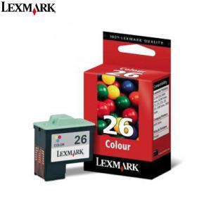 Cartus lexmark 010n0026e color