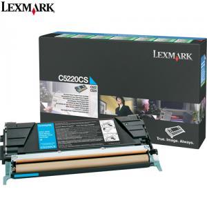 Toner Lexmark 00C5220CS  3000 pagini  Cyan