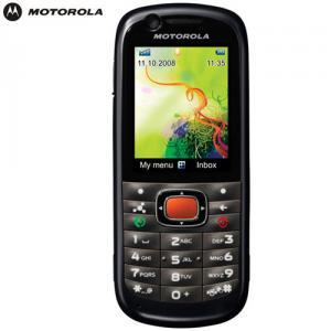 Telefon mobil Motorola VE538 Black + Casca Bluetooth BT H270