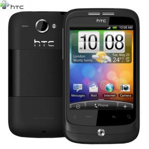 Telefon mobil htc wildfire black