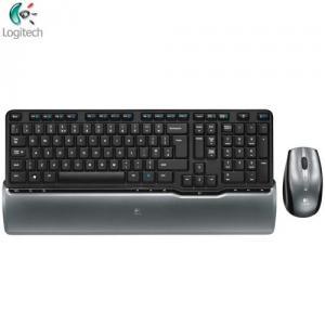 Kit wireless tastatura si mouse laser Logitech S520  USB