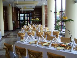 Decoratiuni pentru sala nunta