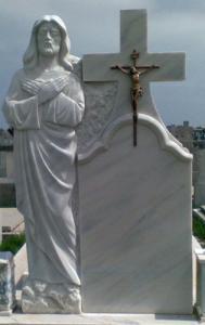 Granit monumente funerare