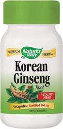 Korean Ginseng 50cps