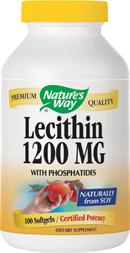 Lecithin 1200mg