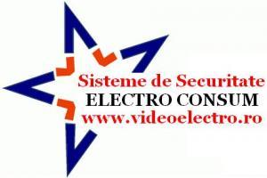 Montare supraveghere video