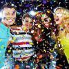 Confetti multicolor pentru party si evenimente
