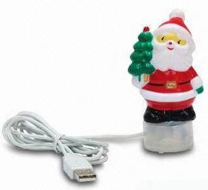 Mos Craciun USB pentru birou
