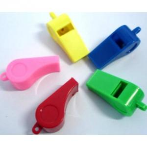 Fluier de plastic reactiv UV pentru cluburi si petreceri