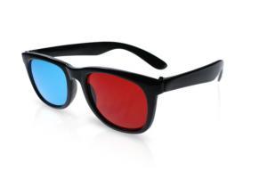 Ochelari 3d de plastic