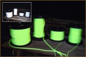 Sfoara fosforescenta glow in the dark