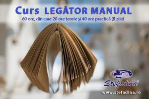 Curs legator manual autorizat