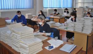 Selectionare documente