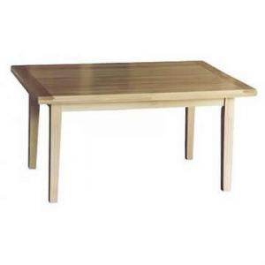 Masa din lemn masiv modern