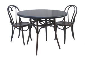 set mobilier cafe bar thonet sc mobirom sa. Black Bedroom Furniture Sets. Home Design Ideas