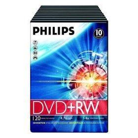 DVD+RW Philips
