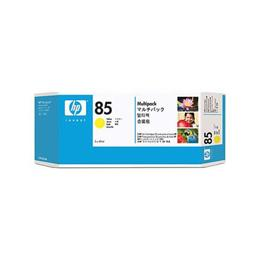 HP C9433A INK YELLOW NO 85 3PACK