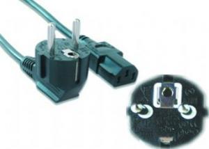 Cablu Alimentare PC 1.8m pc-186W-6 Alb