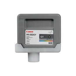 CANON PFI302GY INK IPF8100 GY 330ML