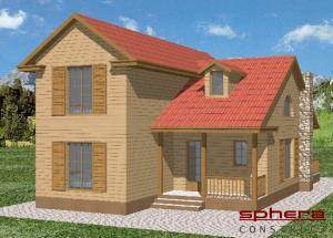 Case lemn vacanta cheie