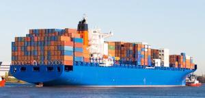 Transport cu containere