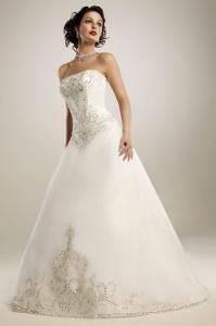 Rochie de mireasa 5079