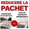 Cuvertura de pat gordon 235/270 + husa protectie