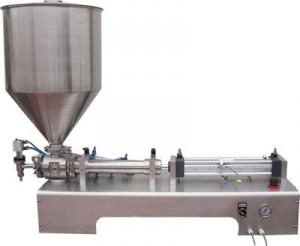DGF One Head Ointment Filling Machine