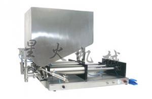 Double-headed Chili Sauce Filling Machine