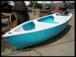 Barca cu vele
