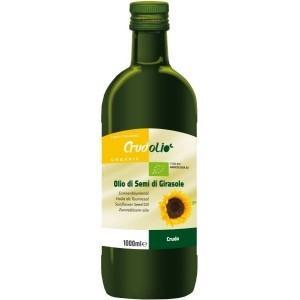 Ulei de floarea soarelui biologic