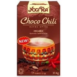 Ceai Bio CHOCO CHILLI Yogi Tea®
