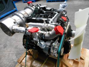 Generator electric cu motor diesel