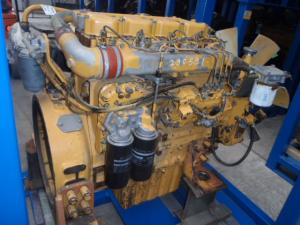 Motor diesel liebherr 904t