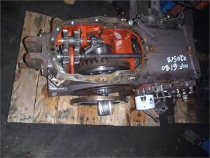 Tractor massey ferguson si case