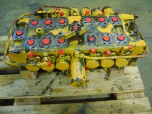 Distribuitor hidraulic excavator Liebherr 912 Litronic