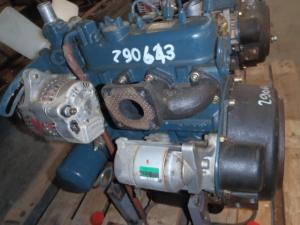 Cilindri motor diesel
