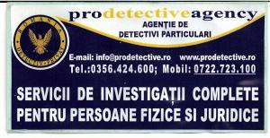 Detectivi timisoara
