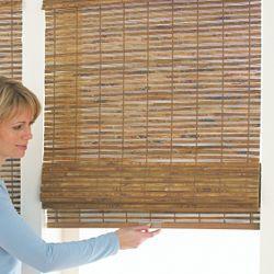 Jaluzele din bambus si lemn