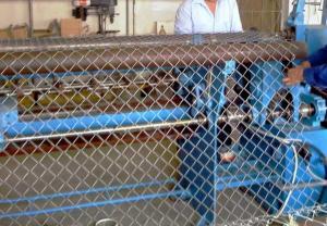 Plasa de gard din sarma zincata