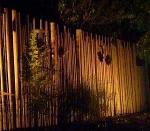 Gard terasa