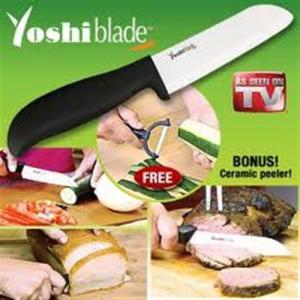 Cutite cu lama ceramica Yoshi Blade