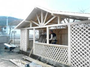 Materiale constructii lemn arad