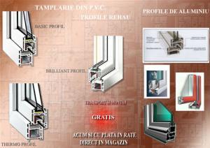 Producatori de termopan in pitesti