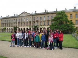 Tabara de engleza la Clifton College cu Shakespeare School(13-15 ani)